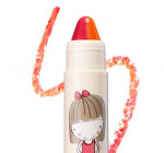 SEATREE ART LOVELY GIRL DUAL LIP CRAYON [01 GLAM ROSE]