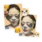 THE SAEM ZOO PARK Firming Tiger (collagen) mask sheet