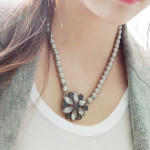 [MERRYSHOP] 4XTYLE Scottsdale Necklace