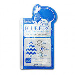 JIN MEIHUA 2 Step Blue Fox Bubble-D Mask