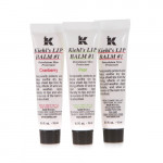 [L] KIEHL'S Lip Balm Trio Set