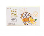 [F] Lotte Farm on the Road Yellow Chiffon 150g