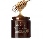 SO NATURAL Intensive repairing Honey soothing mask 100ml