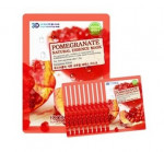[Online Shop] FOOD A HOLIC 3D Natural Essence Mask [Pomegranate] x10EA