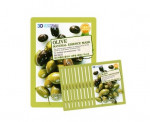 [Online Shop] FOOD A HOLIC 3D Natural Essence Mask [Olive] x10EA