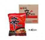 [F] NongShim Shin Noodle x40EA