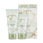 [Reseller] NATURE REPUBLIC Cotton Armpit Kit (80ml+50ml)*8ea