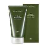 [E] NATURE REPUBLIC Snail Solution Foam Cleanser 150ml