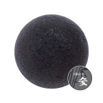 [E] MISSHA Soft Jelly Cleansing Puff - Charcoal