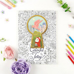 JETOY COLORFUL JETOY COLORING BOOK