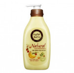 HAPPY BATH Natural Real Moisture Body Wash 900g