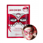 MEDIHEAL Mask Dress Code Red 27ml 1box (10pcs)