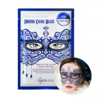 MEDIHEAL Mask Dress Code Blue 27ml 1box (10pcs)