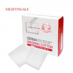 NIGHTINGALE Derma  Dressing Cotton  (1BOX=100EA)