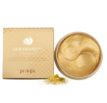 [35DC]PETITFEE Gold & Snail Hydrogel eye patch