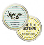 ETUDE HOUSE Loving Days Perfumed Candle 150g