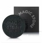 [April Skin] Magic Stone Black (100% Natural Soap)