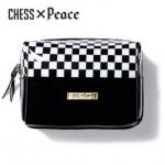 ESPOIR Chess X Peace Collection Pouch