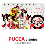 [COREVISION] Pucca Clear Jelly Case