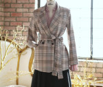 [R] Classic Check Jacket