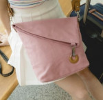 [R]  Anti-Theft Bag 'Havana M' Cross Bag #INDIE PINK