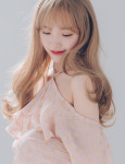 [W] PINKAGE WIG LOVEME_Gold Brown