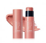 [E] THE SAEM Saemmul Cream Stick Blusher 8g
