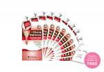 (50% sale event) WELLDERMA Ginseng Brightening Essential Mask 25ml(10pcs/box)