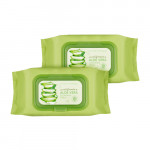 NATURE REPUBLIC California Aloe Vera Cleansing Tissue 1+1