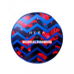 [L] HERAX N.K UV Mist Cushion SPF50 (15g+15g) Blue [Limited Edition] #C21