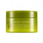 NATURE REPUBLIC Real Nature Olive Cleansing Cream 200ml