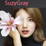 [E] [Claren] One day Iris SUZY Grey 30pcs