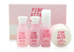 Etude Pink vital water special trial kit 4items