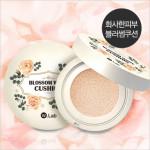 [W] W LAB Blossom White Cushion