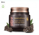[35DC]INNISFREE Super Volcanic Pore Clay Mask 100ml
