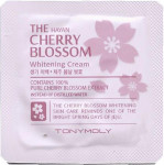 [S] Tonymoly The HAYAN Cherry Blossom Whitening Cream 1ml*10ea