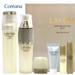 Coreana Lavida Moisture Solution Set 6 items