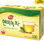 [F] Brown Rice Green Tea 100p