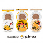 HOLIKAHOLIKA Face 2 Change Photo Ready Cushion BB SPF50+ PA+++ (Gudetama Edition) 15g*2ea