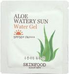 [S] Skinfood Aloe Watery Sun Water Gel SPF50+ PA+++ 1.5ml*10ea