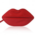 [L] LANCOMELips Red Pouch