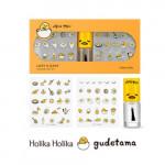 HOLIKAHOLIKA Lazy & Easy Stiquick Nail Kit (Gudetama Edition) 6ml+2ea