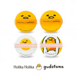 HOLIKAHOLIKA Lazy & Easy Chap Chap Cushion Puff (Gudetama Edition) 4ea