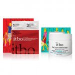 [L] THE it bo	3-Step Repair Solutions Mask 4ea (1Box) + Pure Oxygen Radiance Cream 50g