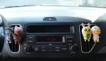 KAKAO FRIENDS Car air fresheners VER.2