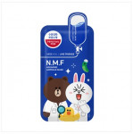 [SALE] MEDIHEAL Line Friends N.M.F Aquaring Ampoule Mask 27ml 1box (10pcs)