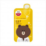 [SALE] MEDIHEAL Line Friends E.G.T Timetox Ampoule Mask 1box (10pcs)