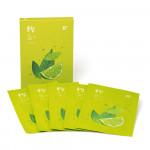 PongDang Sparkling [Lime] Mask Sheet [5ea] - Brightening effect
