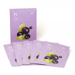 PongDang Sparkling [Acai Berry] Mask Sheet [5ea] - Anti-wrinkle effect