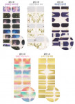 [E] INNISFREE Self Nail Sticker - Full Tip